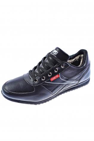 Темно-синие кроссовки