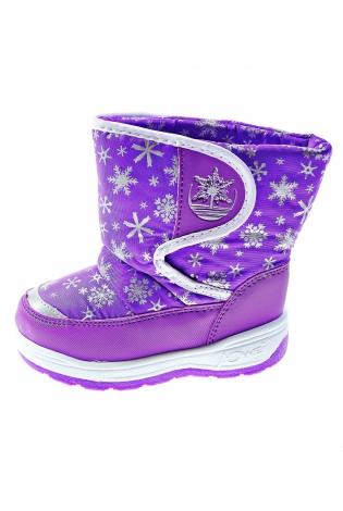 Фиолетовые дутики