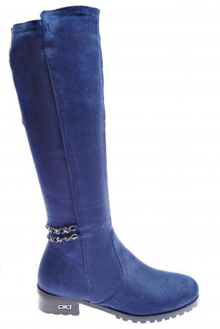 Синие сапоги