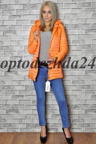 куртка на синтепон Оранжевый