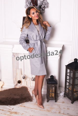 Пальто-халат